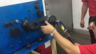 Set the torque 1400 FT-LB ( 1890 Nm )