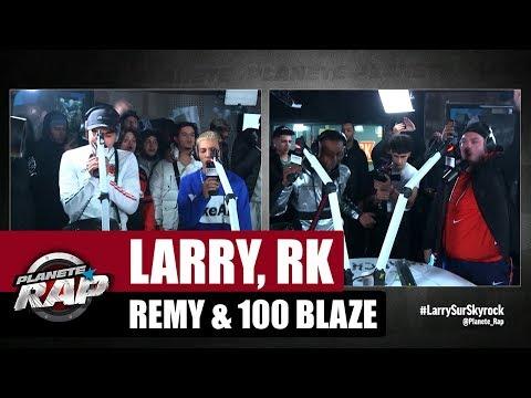 Youtube: [INÉDIT] Larry«Woin Woin» ft RK, Rémy & 100 Blaze (Remix) #PlanèteRap
