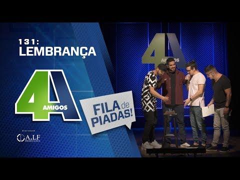 FILA DE PIADAS - LEMBRANÇA - #131
