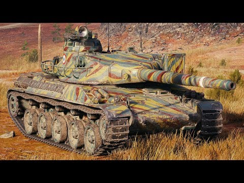 World of Tanks AMX 30 B - 5 Kills 9,2K Damage thumbnail
