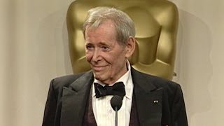 Peter O'Toole @ The Academy Awards 2003