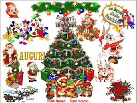 Buon Natale Buon Natale Canzone.Buon Natale In Allegria Youtube