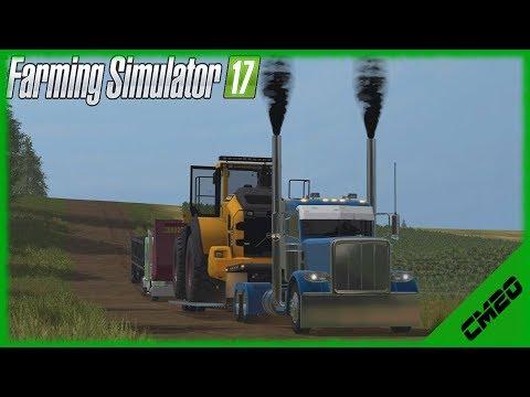 Farming Simulator 17 / PV17v3 / Ep.13 / Playing in the Sand Box again