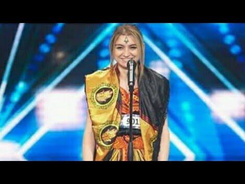 Une Kabyle Sur MBC Arabs Got Talent Ismahane Simon Bravo