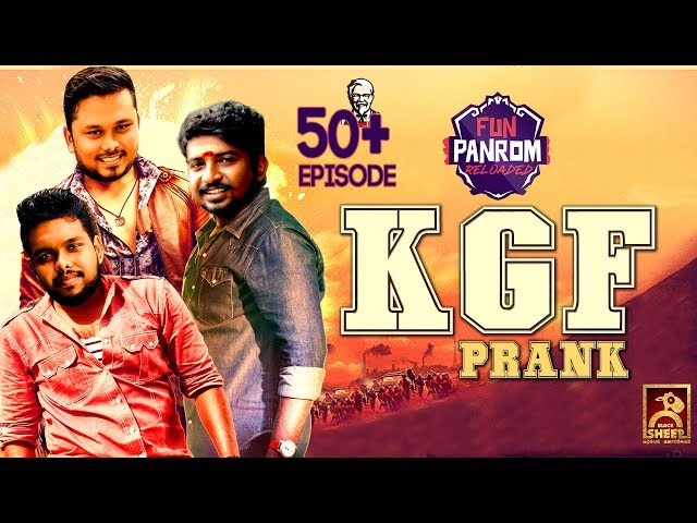 KGF Prank | Fun Panrom | Black Sheep