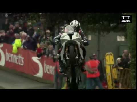 Isle of Man TT 2014 - Highlights