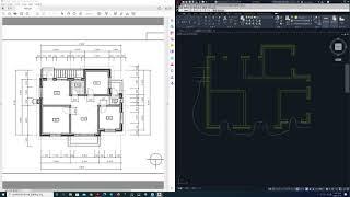 CAD 기초 도면 그리기 P003-2 #10분 캐드 #…