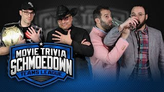 Founding Fathers vs Wildberries - Movie Trivia Schmoedown