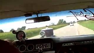 1965 GTO WITH NITROUS