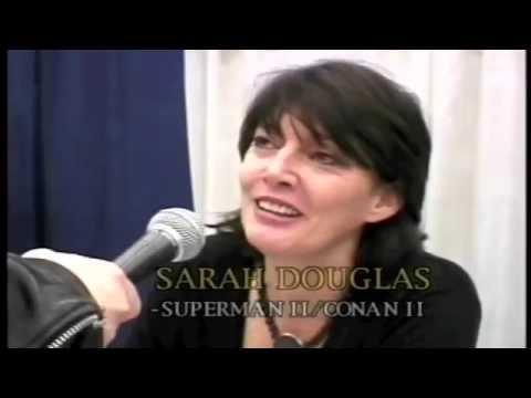 Sarah Douglas(Superman I& II/Conan:The Destroyer) at Wondercon '06