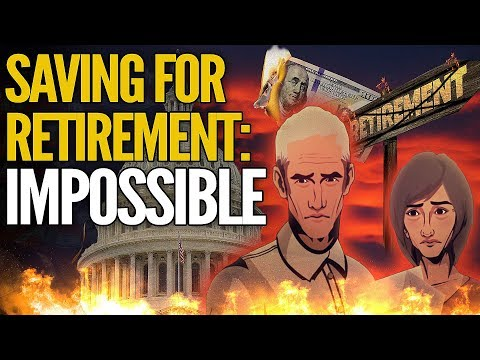 Is Saving For Retirement Now Impossible? - Mike Maloney