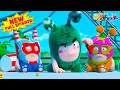BEST ACTION EPISODE EVER! | Oddbods | Full EPISODE COMPILATION | Cartoons For Kids