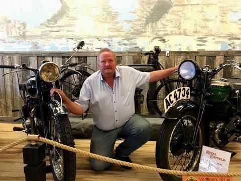 MOS besöker MC- och mopedmuseum