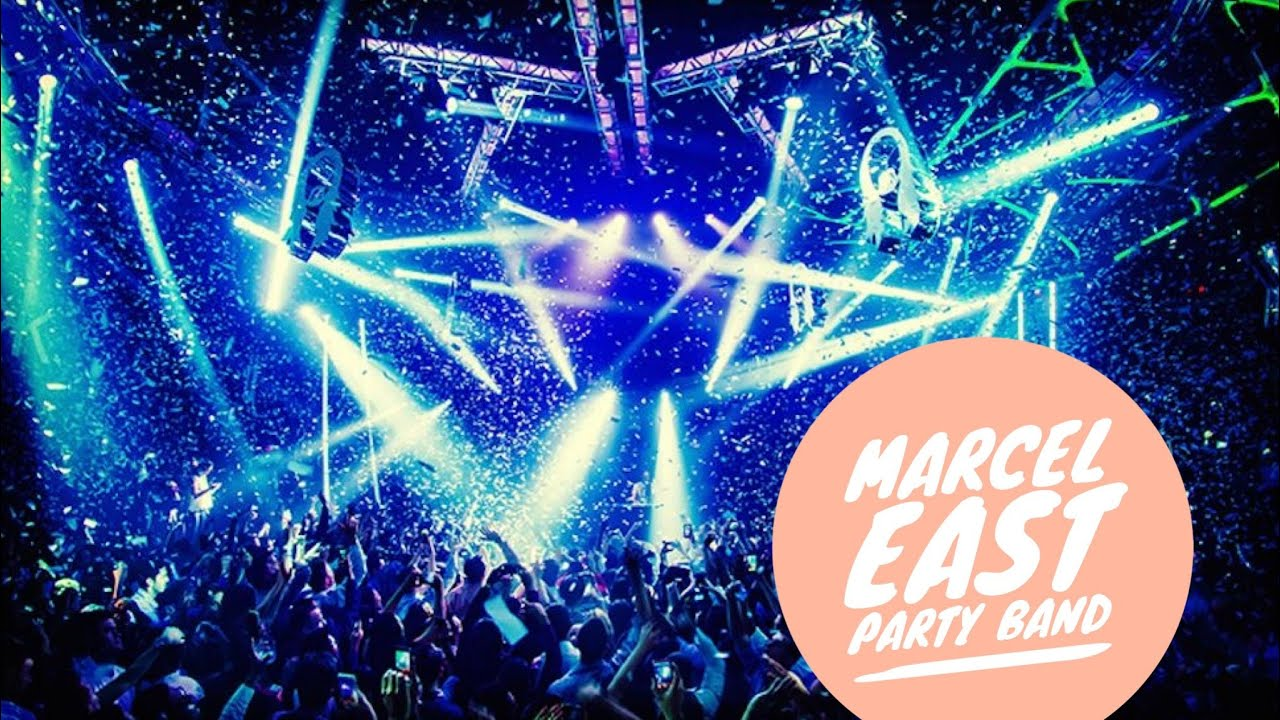 Marcel East | PROMO | Las Vegas's best high-energy cover band | Party Band | Top 40s