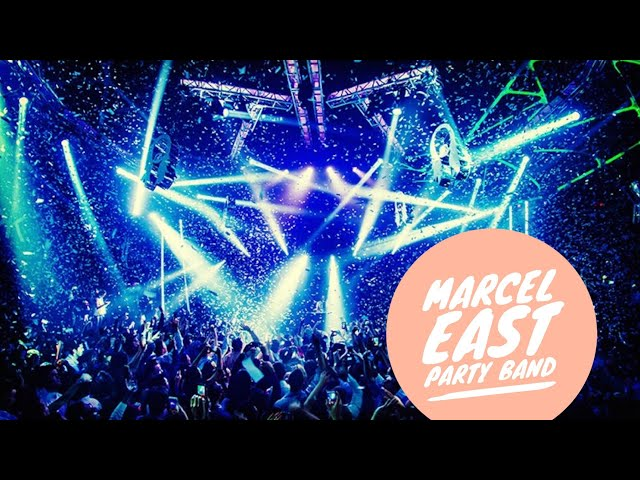 Marcel East | Las Vegas best high-energy event band!