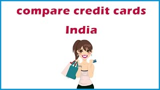 compare credit cards india 2015
