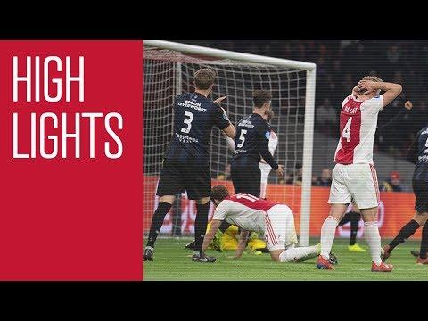 Highlights Ajax - Heerenveen