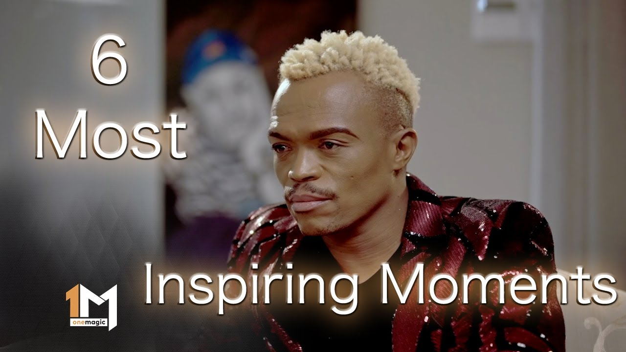6 Most Inspiring Moments on Dinner At Somizi's | 1 Magic ...