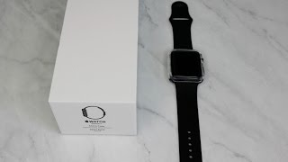 Apple Watch Series 2 Unboxing 42mm | April 2017