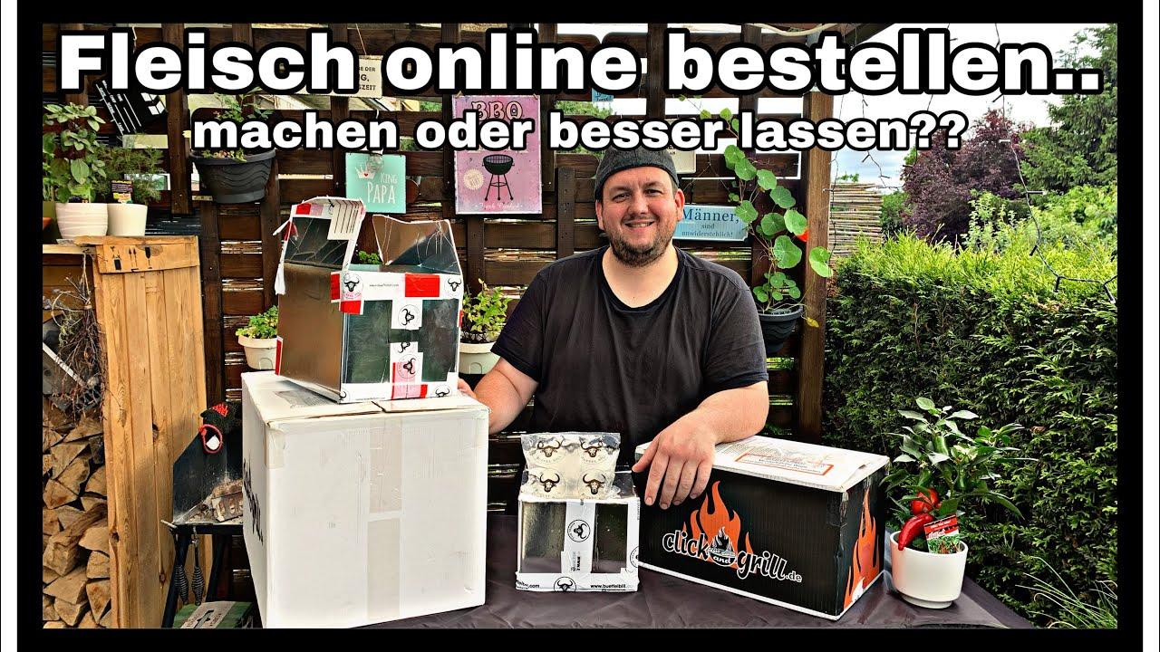 Fleisch online bestellen.. machen oder besser lassen??