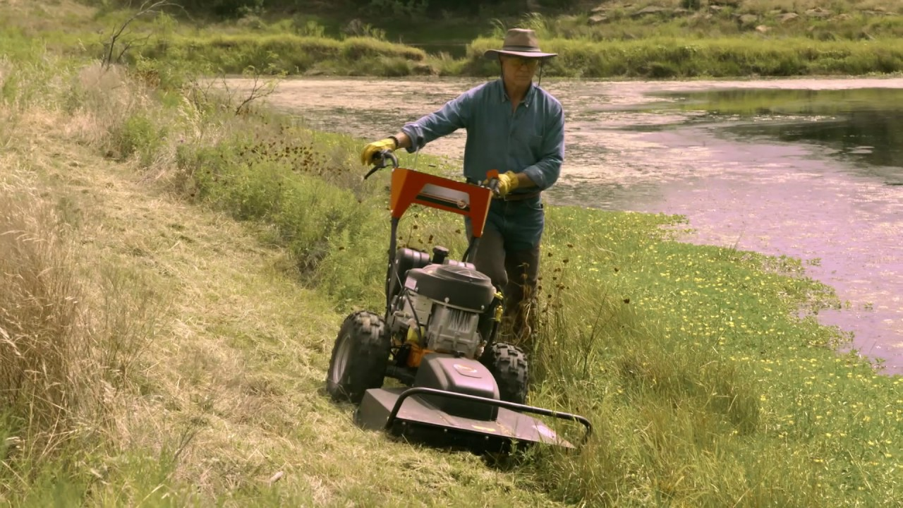 DR 14EN PRO Field & Brush Mower