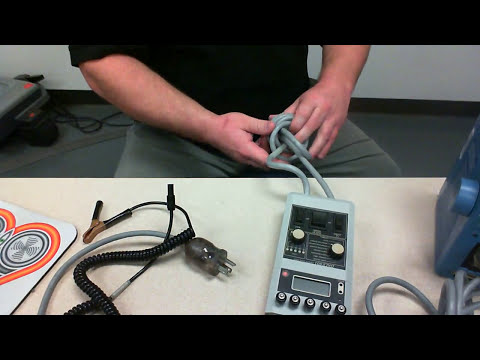 Basic Electrical Safety Tests On A Dale 601 And A BC 2010
