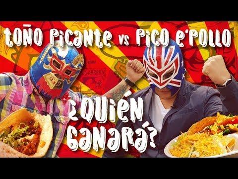 Lucha Picante vs. Los Antojos de Coyote