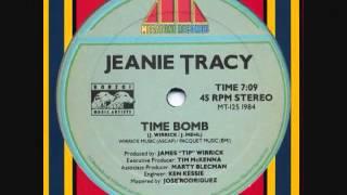 Jeanie Tracy-Time Bomb