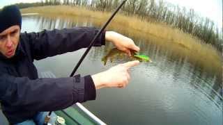 Рибалка. Перший виїзд на воду 3 квітня...bogomaz05