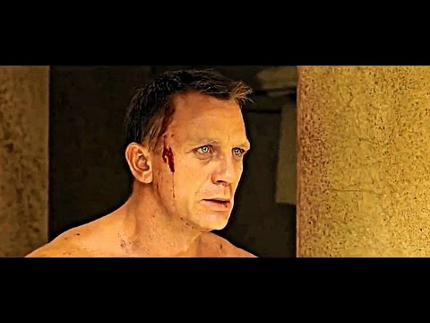 Casino Royale (2006) Scene: Stairwell Assault.