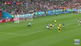 Мексика - Швеция . Швеция забивает 2 гол !!!!