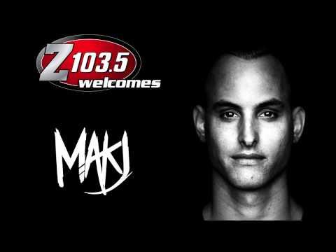 MAKJ mix LIVE on Z103.5!