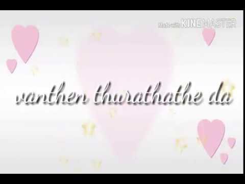 Un thunai thedi naan vanthen |Eppo Nee song from Kaalai | Whatsapp status video