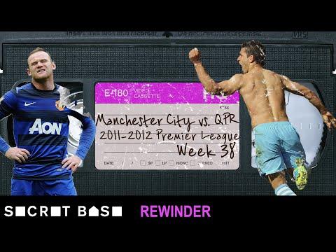 The greatest Premier League finish ever deserves a deep rewind | 2012 Manchester City vs. QPR