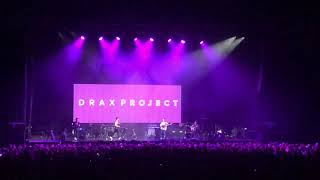Drax project | Woke up late LIVE | Support Never Be The Same tour Camila Cabello | Afas Live |