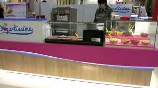 видео Торговый остров для продажи декоративной косметики