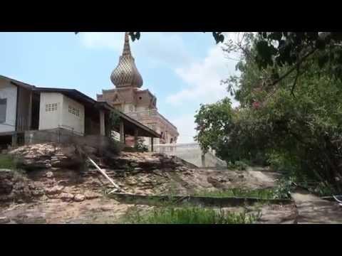 หลวงปู่บุญมา ปุญญวันโต วัดป่าภูหันบรรพค บ้านหูลิง ตำบลวังแสง อำเภอชนบท จังหวัดขอนแก่น ปี 57