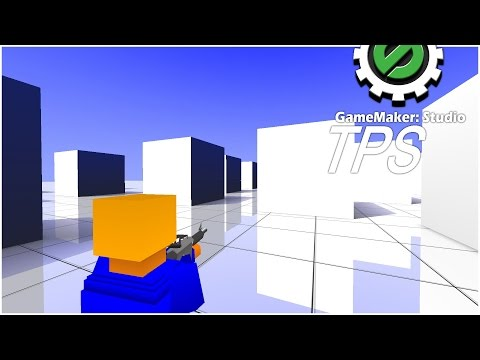 GM:S Tutorial – 3D Third Person Shooter #1