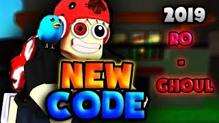 ROBLOX   *NEW* ALL CODE IN GAME RO-GHOUL   [300M! x3 EXP] Ro-Ghoul [ALPHA]