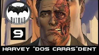"BATMAN TELLTALE GAME #9 -HARVEY ""DOS CARAS"" DENT-"