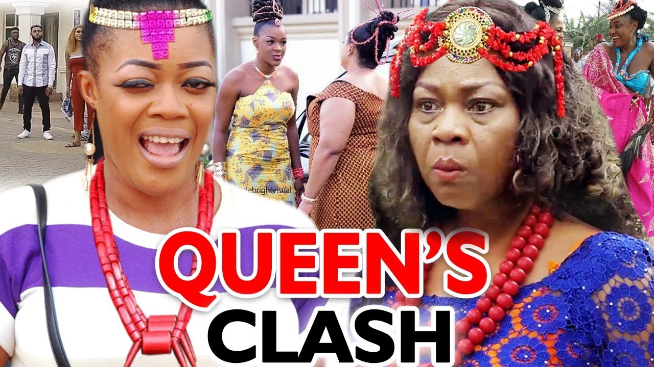 Download Queen's Clash Season 3 & 4 - ( Eve Esin / Nkechi Nweje ) 2019 Latest Nigerian Movie