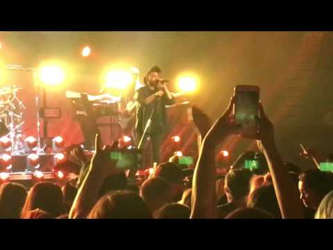 The Weeknd live at The Forum Los Angeles 02.12.2016 - Power 106 Crush Concert
