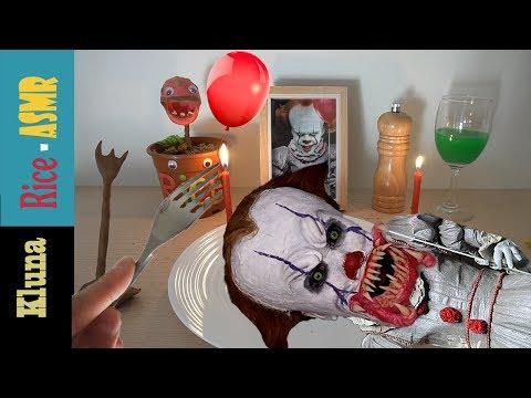 Kluna Tik Eat Incredible IT CHAPTER TWO !!! Kluna Tik Style Dinner #61 | ASMR Eating Sounds No Talk