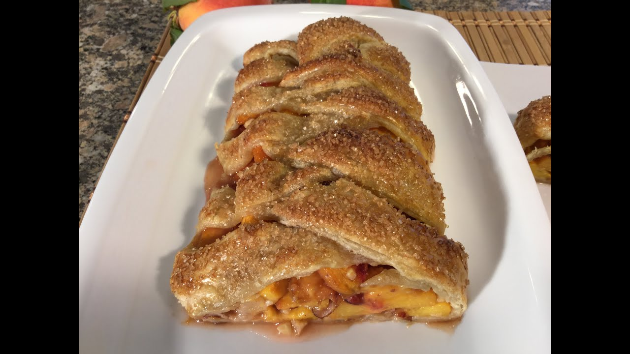 how to make strawberry strudel