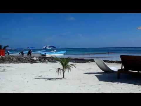 The Costa Mayo seashore