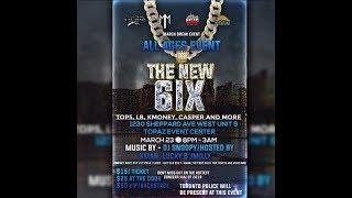 The New 6ix Concert/Jam