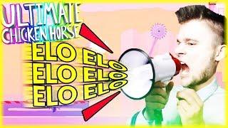 OGŁUSZAJĄCE ELO ELO | Ultimate Chicken Horse [#83] | BLADII