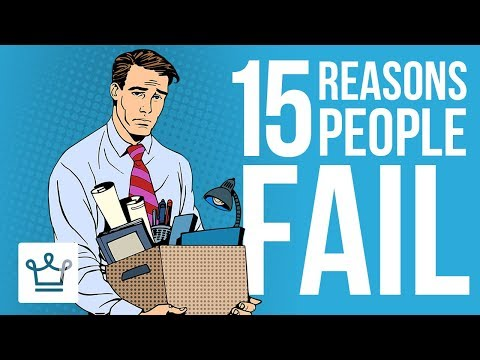 Thumbnail: 15 Reasons Why People FAIL