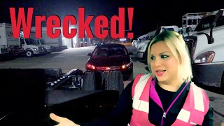 American Truckers | They Wrecked My Truck!