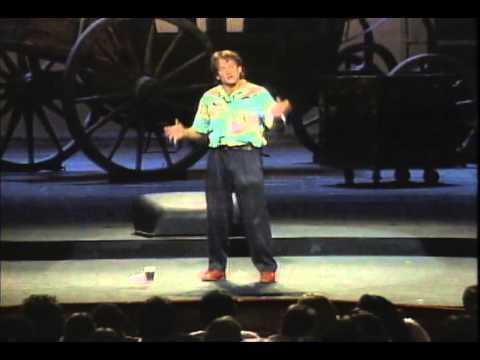 Robin Williams Live At The Metropolitan Opera Hous 1986 Movie Trailer